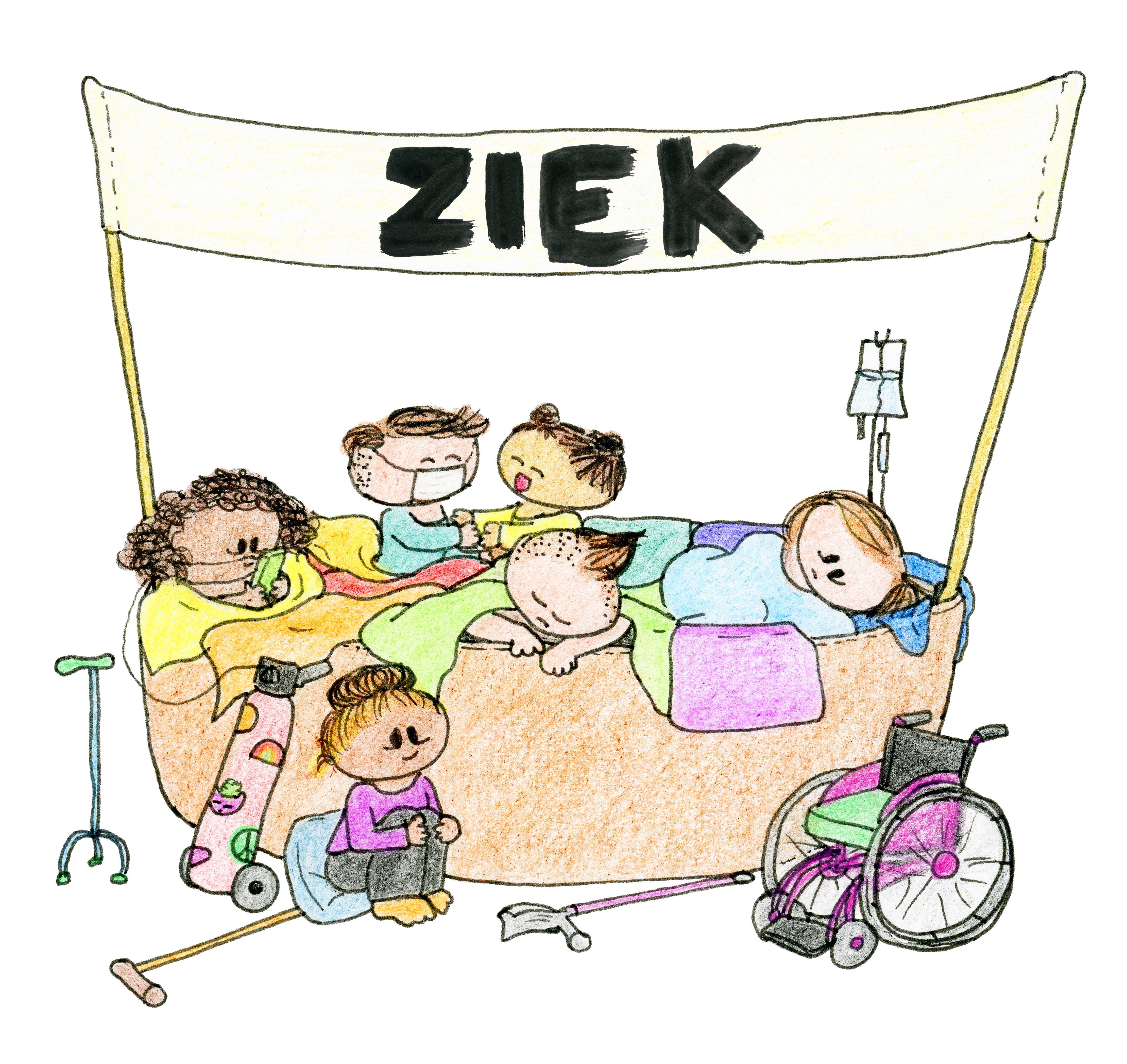 Ziek. De podcast