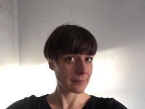 Selfie van Marije Janssen
